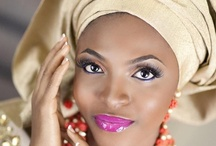 Make-up & Gele