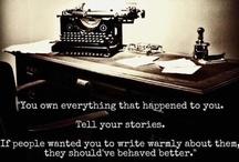 My Writer's Life