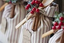Holidays: Presents / easy and affordable gifts for our loved ones