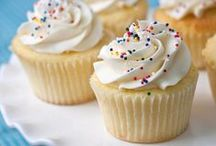 Sweets: Cake&Cupcakes / perfect for birthdays or just a sweet treat / by Jessica McAllister