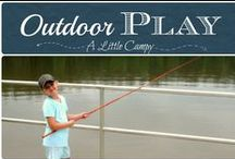 Outdoor Play- Fun and Fit