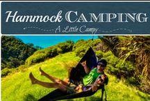 Hammock Camping- Relax