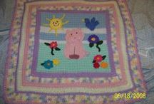 So creative and keeping memories / I love quilts and wanted to create them. Problem was I wasn't good at it. I made a few and they passed but not by me. So as I have collected ideas I thought I could do some in miniature. I am hoping they will pass in my mind.  / by Alisa Shea