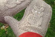 Knitting / by Karin P