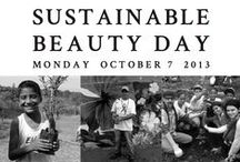 Sustainable Beauty Day / For more information on Sustainable Beauty Day, please click here: http://www.davines.com/en/about-davines/sustainable-beauty-day
