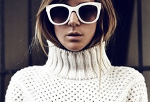 Knitwear: Fashion / by The Gathering of... Inspiration
