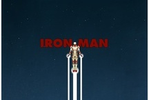 Iron Man / by James Fox