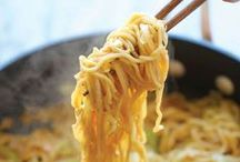 Main Dish: Pasta&Rice / food that warms the heart / by Jessica McAllister