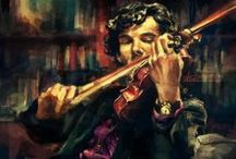I am a SHERLOCKedian / I am Sherlock Holmes and I always work alone because no one can compete with my massive intellect!