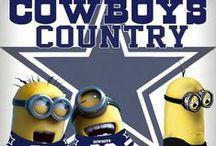 Dallas Cowboys / by Lisa Doucette