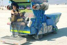 BURNING MAN / Burning Man Festival