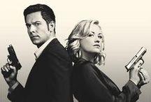 Missions, Agents, Espionage / Chuck, Person of Interest, Burn Notice, Alias