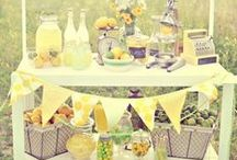 SMP Styled Shoot - lemonade stand