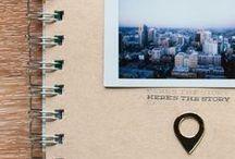 Scrapbooking & Bullet Journals / a book full of memories