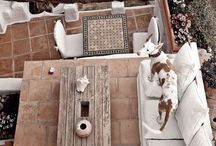 FINCA STYLE / Home inspiration for my dream house in Ibiza
