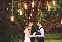WEDDING - rustic woodsy