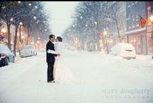 WEDDING - whimsical winter