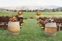 WEDDING - fall rustic plaid