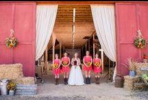 WEDDING - upscale barn