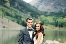 WEDDING - magical mountain