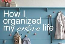 Organizing Obsessive / Organizing and Cleaning