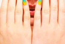 All things beauty! / We geek out over glitter nails and perfect brows!  These are just some of the things that inspire us!