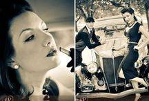 40s Wedding / Vintage Love / by Ontaya Sanchez