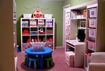 Kid's Room / by Ontaya Sanchez