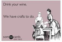 """""""we have crafts to do.."""" / by Ontaya Sanchez"""