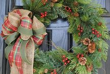 Christmas Decor / by Rory