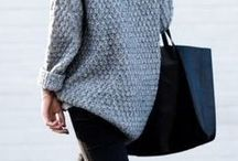 Style / Minimal style, casual street style and neutral colors