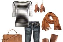 Fall outifts / by Rory