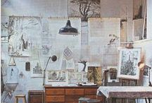 Workspace and Office / workspace and office decor and design