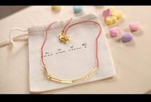 Morse Code Jewelry