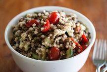 Healthy Recipes / by Mary Sauer