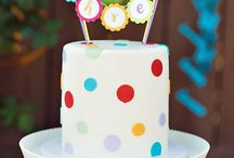 PARTY - Rainbow Party Ideas