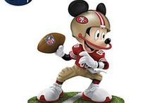 Let's Go 49ers!!! / The NINERS rule on this board, courtesy of The Hamilton Collection! / by The Hamilton Collection