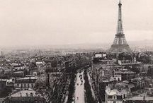 PARIS / Paris, France, is one of the most beautiful and romantic cities in the world.