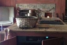 Kitchen Ideas / by Charisse Goforth
