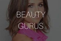 Beauty Gurus / #BeautyGuru profiles of cosmetic doctors, dermatologists, makeup artists, hairstylists, plastic surgeons, browexperts, nail techs, skin care pros & more