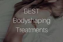 Best BodyShaping Treatments / Love handles, muffin tops, baby bulges? We've got the best and the brightest energy based devices, spa and med spa treatments, and doctors' recommendations