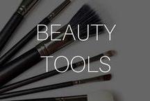 Beauty Tools / Do-It-Yourself tools of the trade that make our beauty routine a breeze at home