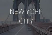 New York City / Our favorite places, people, events in the city that we love