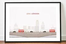 London Calling / by Brooke McKee