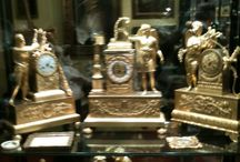 Antique & Vintage Pendule, Cartell , Mantel Clock, Parigine / Orologi da tavolo , da terra, da mensola, da parete a pendolo vintage o antichi ............. Time to buy an antique is when u see it !