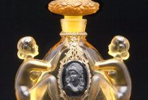 Luxury Parfume Bottles / Beauty of scent from different centuries and places - vintage, new and brand new elegant and luxury packaging