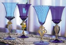 Antique & Vintage Murano Glassware / Worldwide famous Murano (near Venice - Italy) antique & vintage masterpieces of glass and Crystal