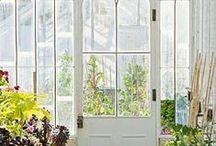 Hausrenovierung, Wintergärten
