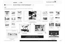 Data-analyses / Analyse de données, design d'information, data-visualisation, projection visuelle de données, cartographies de données, cartographie de dispositifs digitaux et travaux d'analyses de dispositifs digitaux du studio de conception iafactory