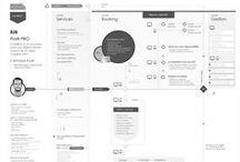 Architecture de l'information - Carglass / Architecture de l'information et design d'interaction du dispositif digital Carglass